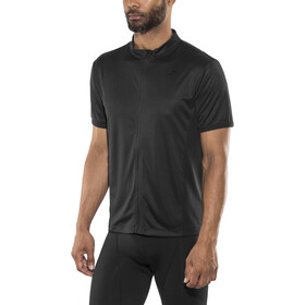 SQUARE Performance Jersey Lyhythihainen Miehet, black